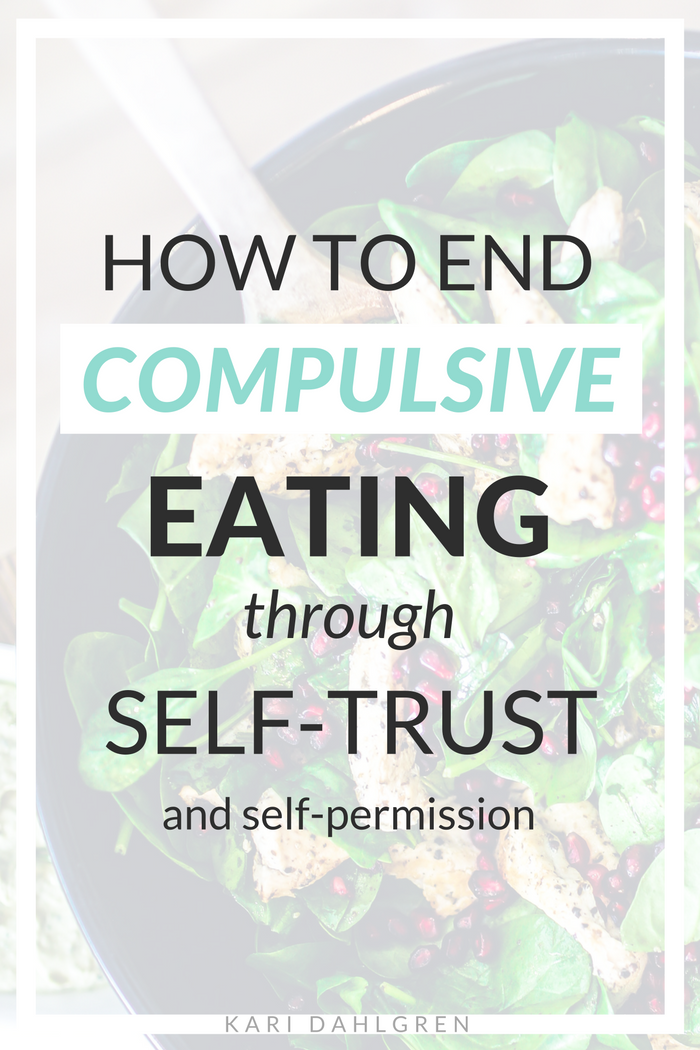Learn how to end compulsive eating using a technique specifically for emotional eaters