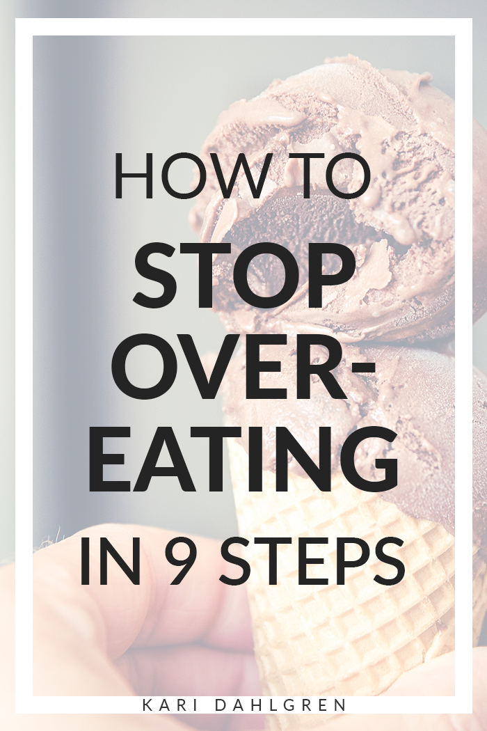 Overeating is not about food - it's about something much deeper