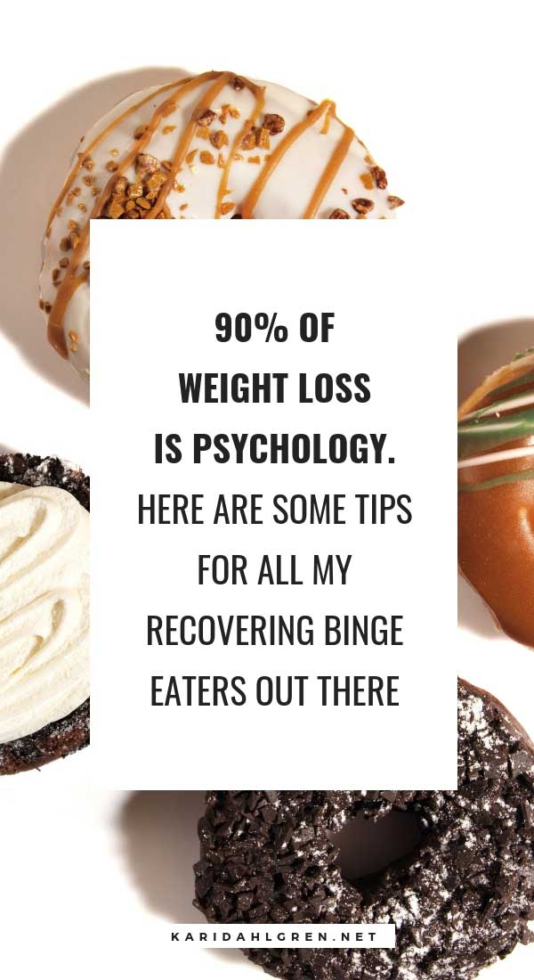 15 Things You Can Do Today To Master The Psychological Blocks To Weight Loss